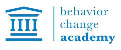 Logo Behavior Change Academy