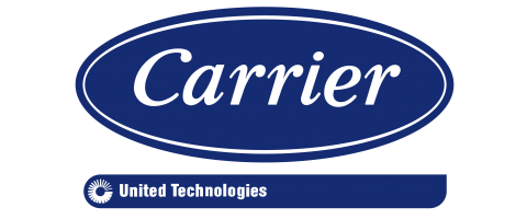 Logo Carrier Airconditioning Nederland