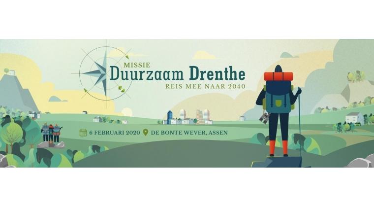 Drenthe aan de slag met energieneutraal 2040