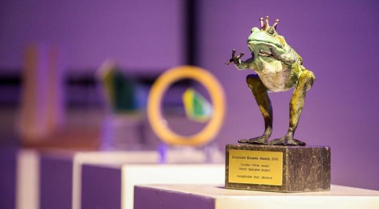 'Je laatste kans om het verschil te maken, schrijf in voor Duurzaam Bouwen Awards'