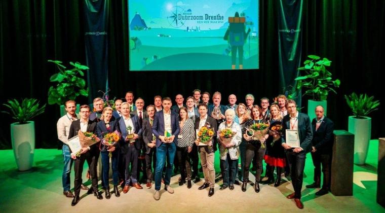 Ontdek de genomineerden van de Duurzaam Bouwen Awards