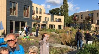 Bewoners realiseren gasloze wijk in Den Haag