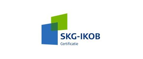 SKG-IKOB Certificatie