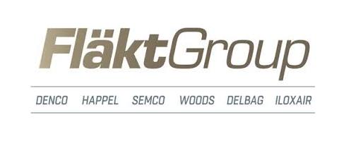 Logo FläktGroup Netherlands B.V.