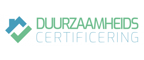 Logo Duurzaamheidscertificering