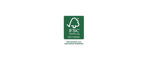 Logo FSC Nederland