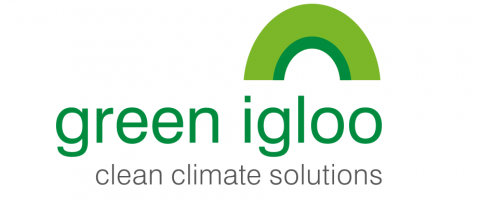 Logo Green Igloo
