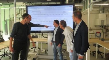 Energiezuinig schoolgebouw met zelflerende software
